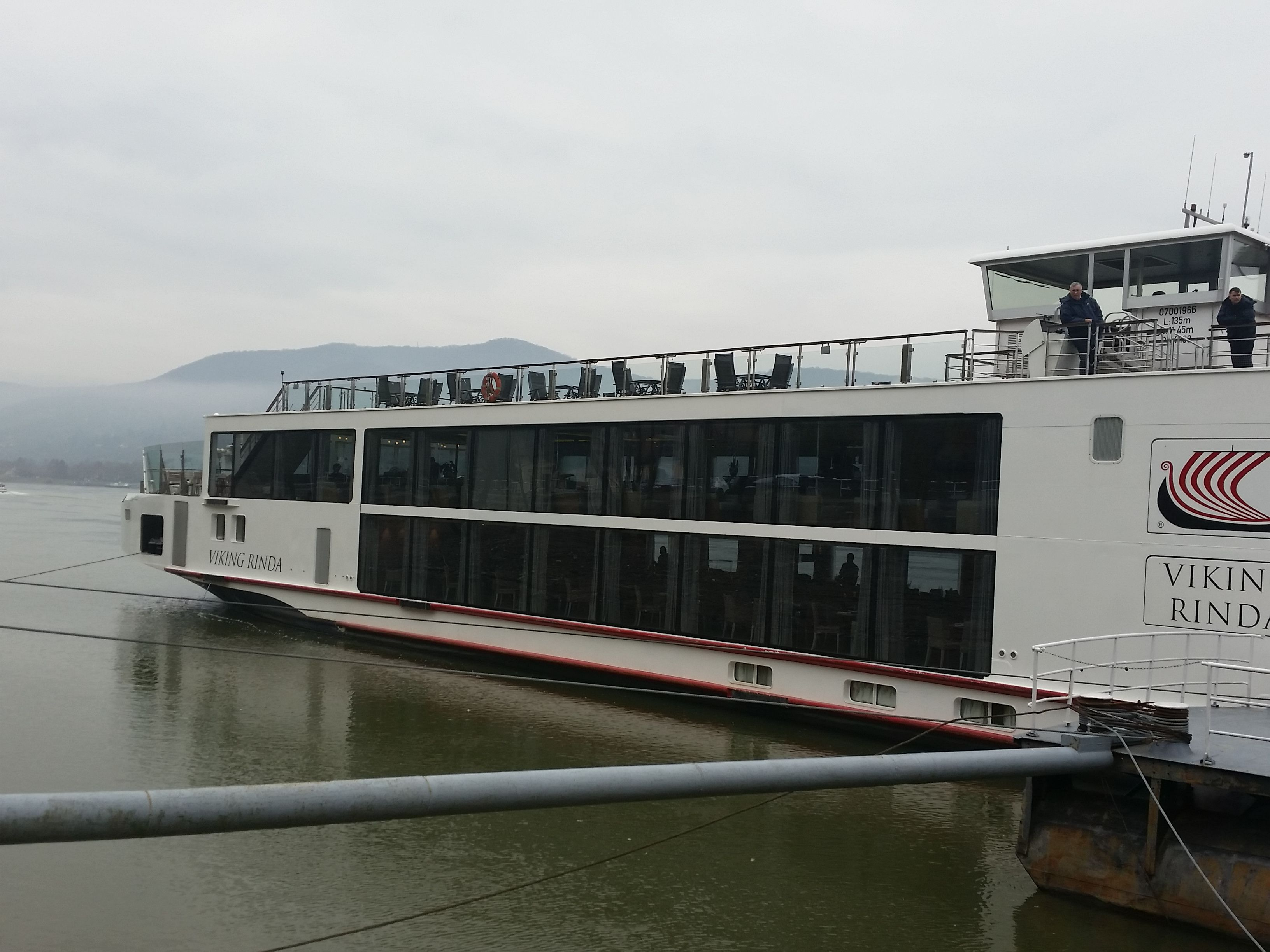 Viking Rinda One Of Viking River Cruises Longships On The River - Viking river cruise complaints