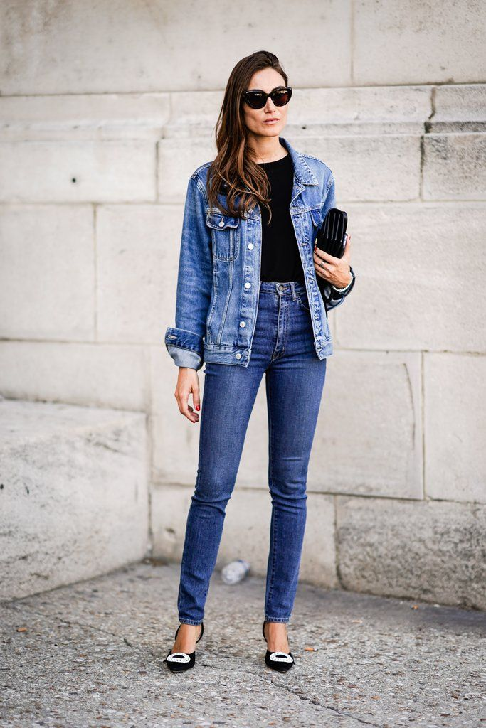 d68f183b2ce 100 Creative Ways to Style Your Jeans So You Can Wear Them on Repeat ...