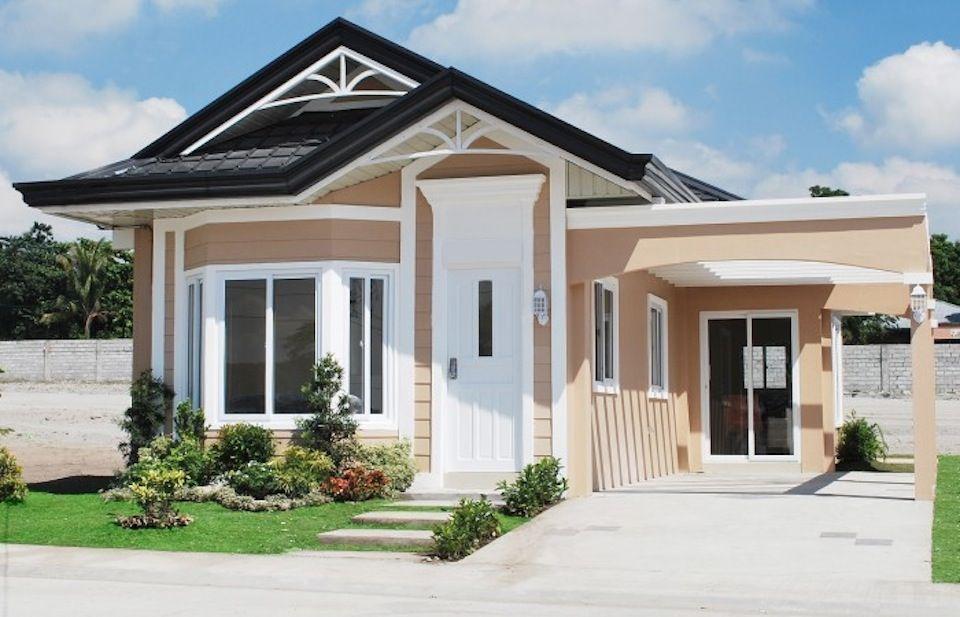 Mediterranean Bungalow House Designs Philippines Pleasant