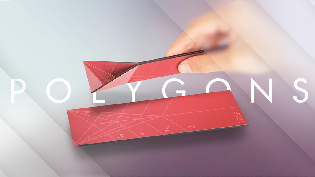 Polygons | The Flat 4-in-1 Measuring Spoon miniatura de video del proyecto