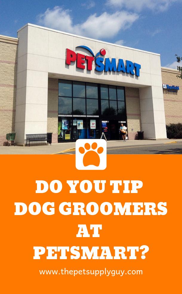 Dog Groomer Tip Calculator The Pet Supply Guy Dog Groomers Petsmart Dog Dog Grooming Tips