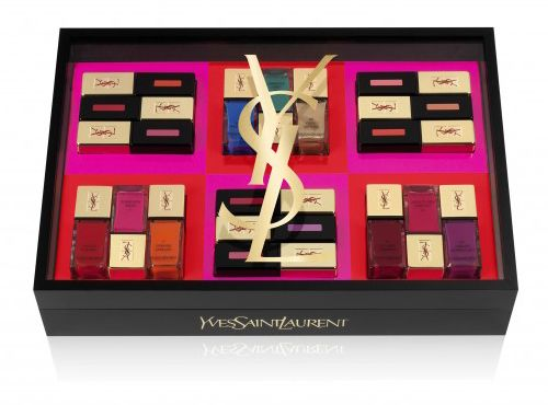 YSL La Vernithèque Collection for Fall 2014 - very limited edition (150 pieces)