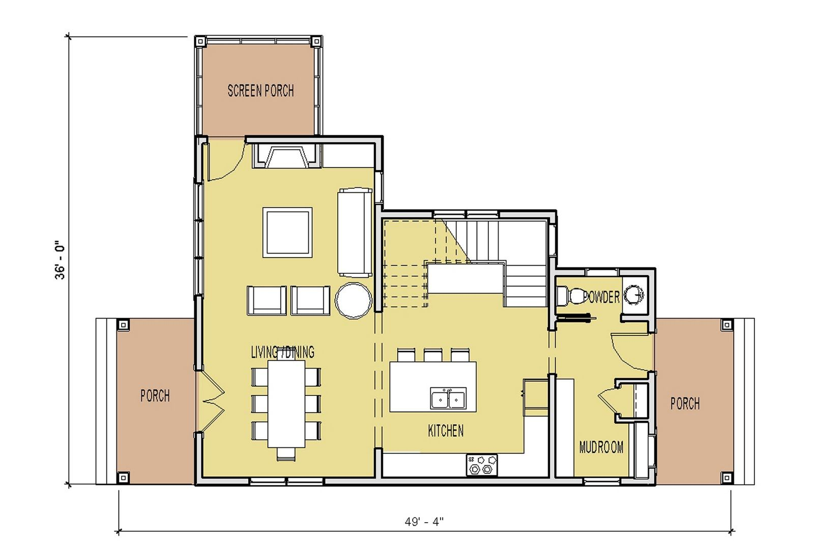 unique floor plans for small homes