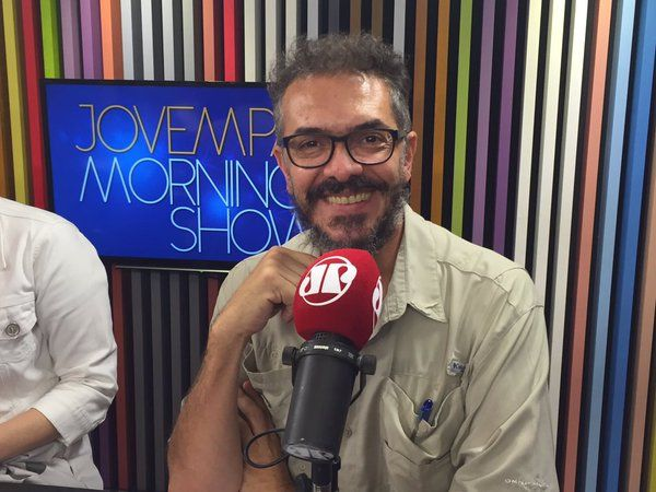 RBU: Jornalista Claudio Tognolli está de volta a Jovem ...