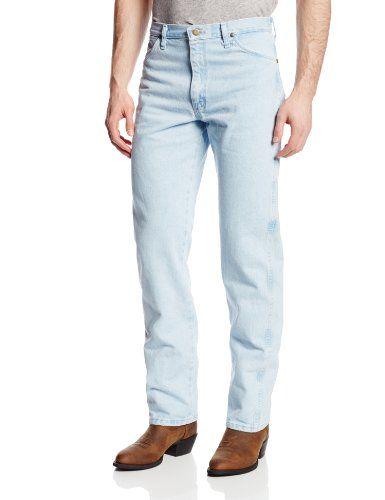 583c1fde Black Friday Wrangler Men's George Strait Cowboy Cut Original Fit Jean ,  Bleach, 32W x 32L from Wrangler Cyber Monday