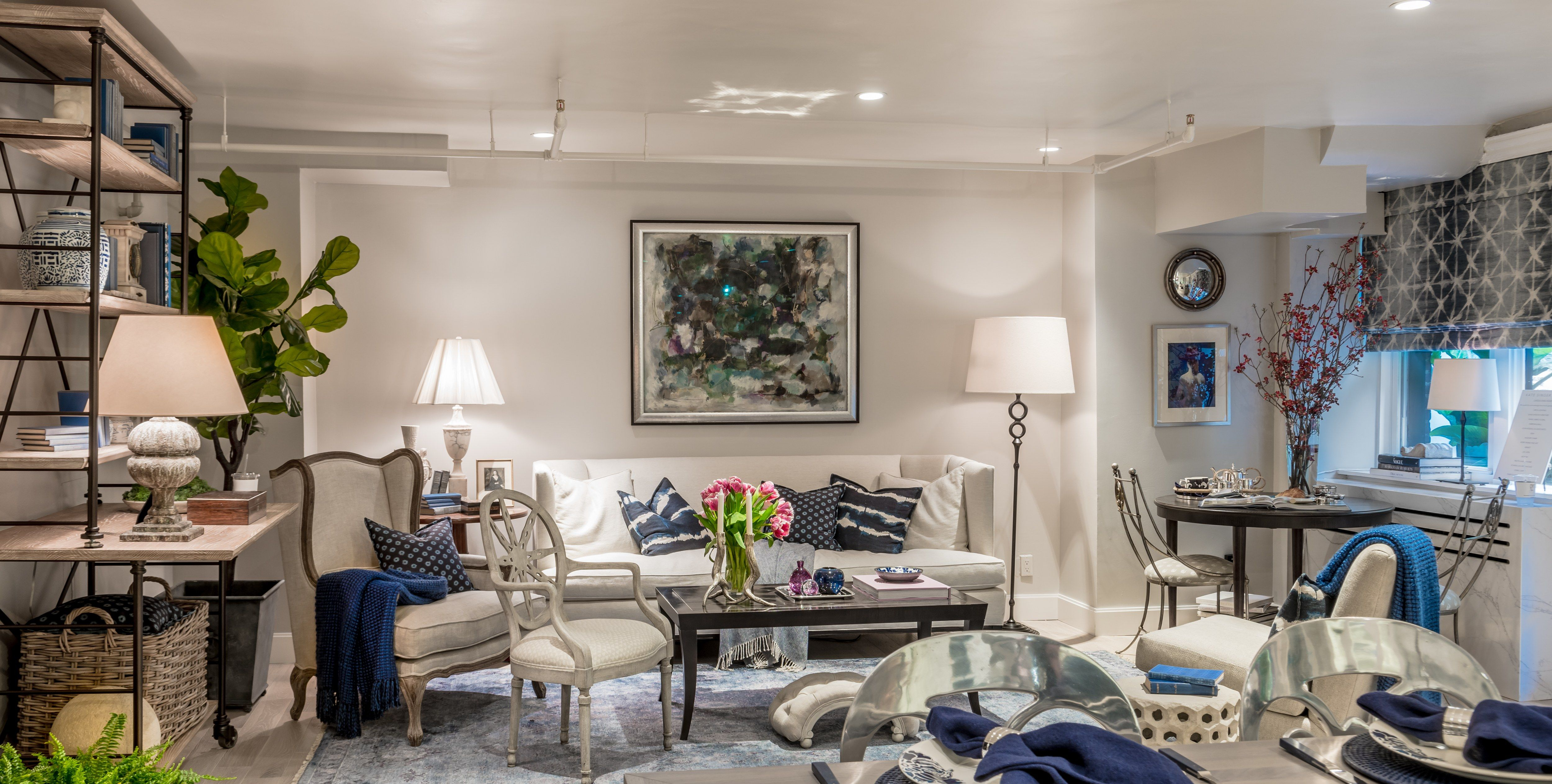 Tour the 2017 kips bay show house my beautiful ph - Architectural digest home show 2017 ...