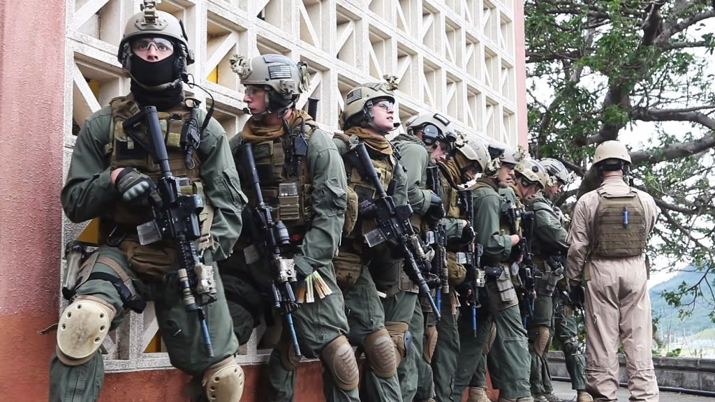 Force ReconnaissancePlatoon, 31st MarineExpeditionay Unit