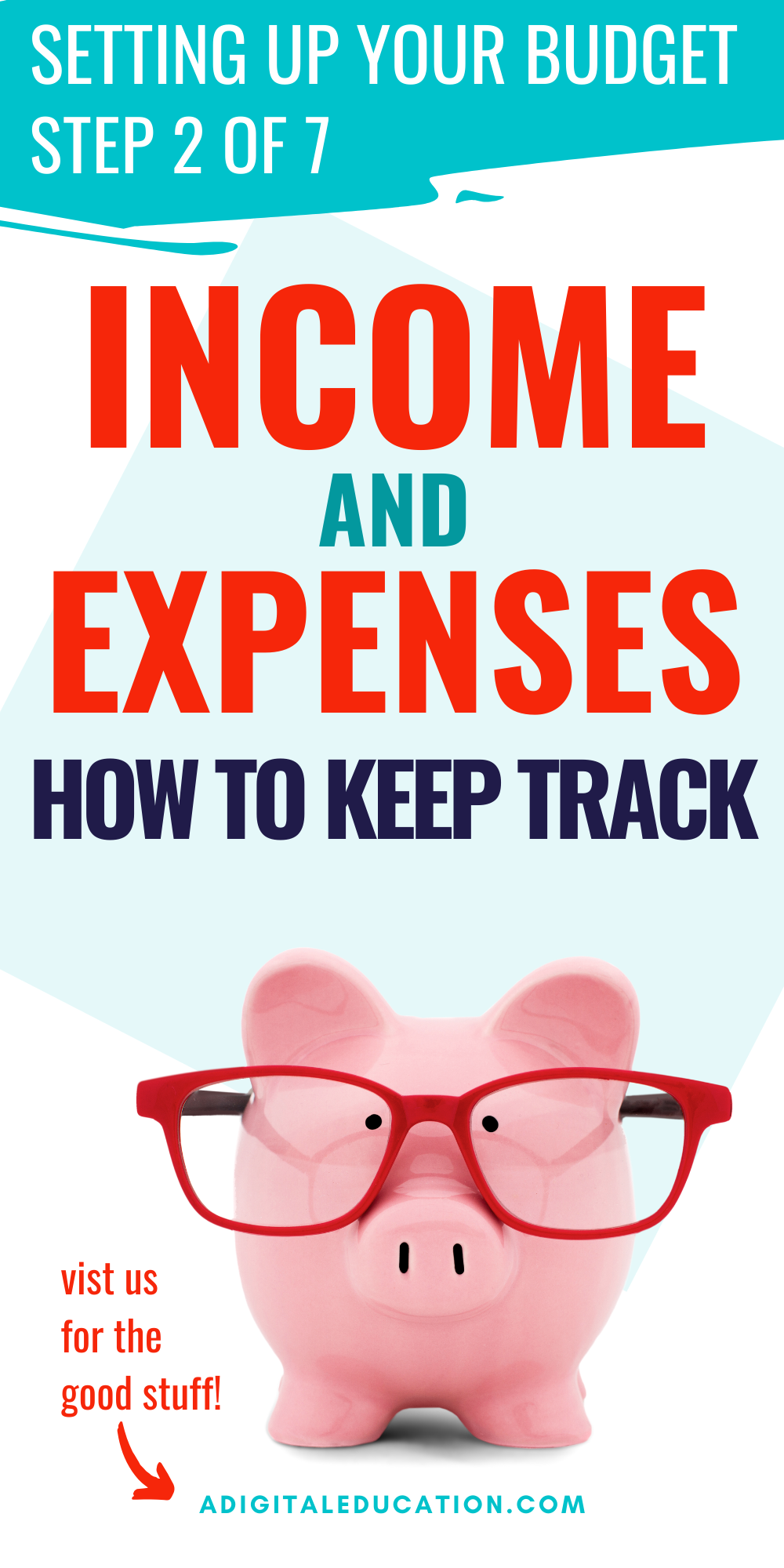 How To Identify And Keep Track Of Your Income and Expenses ...