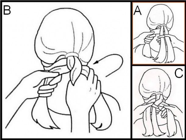 Steps by Steps Instructions of How to Braid Your Hair