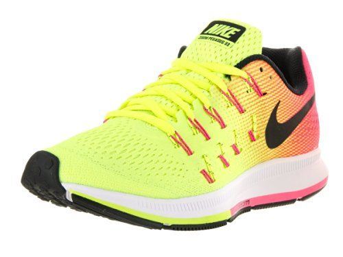 newest collection 636ce 35388 Nike W nike air zoom pegasus 33 oc - Chaussures de running, Femme, Couleur  Noir, taille 38
