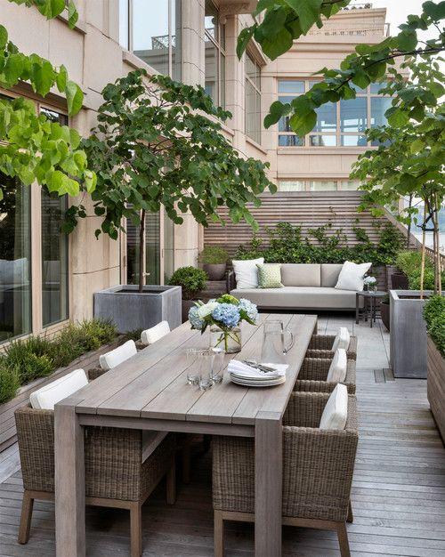 georgianadesign | Pinterest | Dachterrassen, Terrasse und Gärten