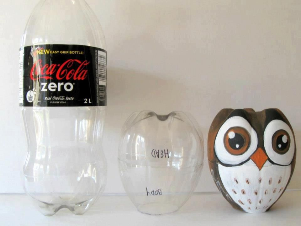 Ordinary Plastic Bottle Craft Ideas For Kids Part - 11: Recycling Plastic Bottles: Creative And Clever With Plastic Bottles - Crafts  Ideas - Crafts For