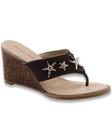 3e5cc36b472 Tommy Bahama - Madira Leather Wedge Sandals