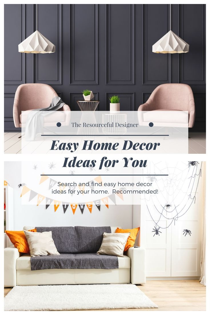 Simple and Easy Home Decor Creative Ideas - Using These Simple Home ...