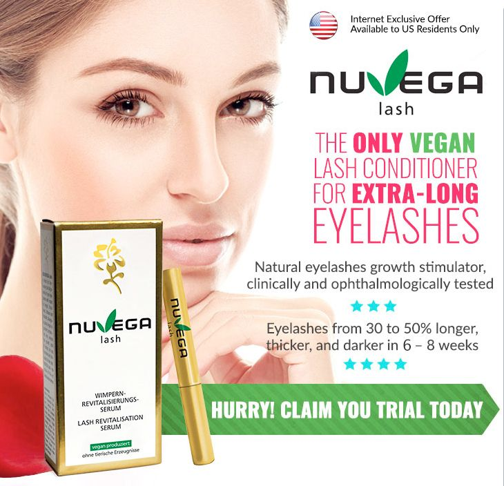 Nuvega Lash Is A Natural Lash Conditioning Formula That Revitalizes