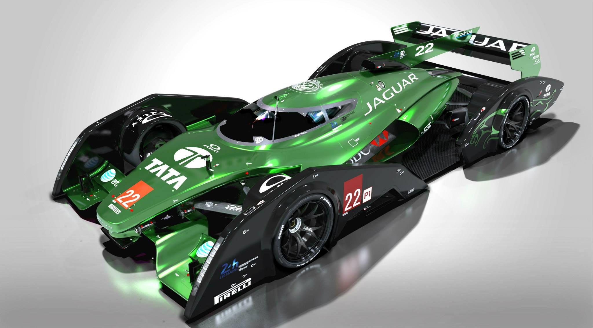Jaguar LMP1 Concept 2015 (2048×1134) | Concept Race Cars | Pinterest | Concept cars 2015, Cars ...