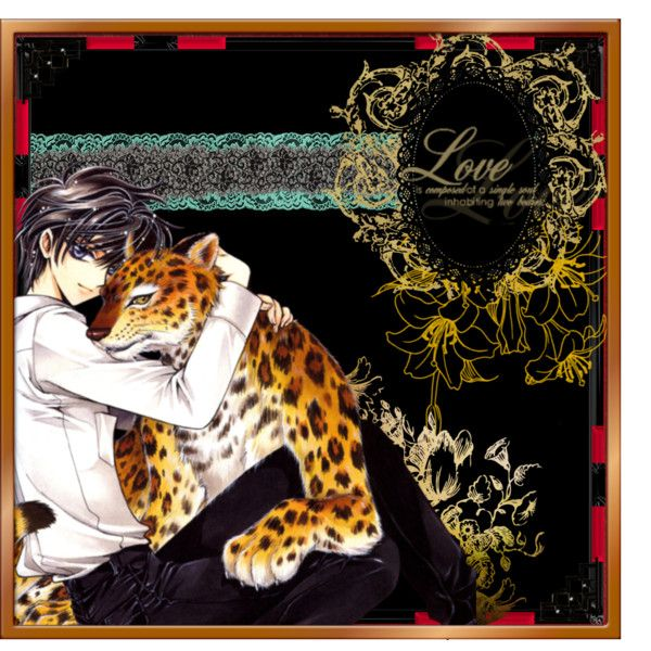 """Kamuy Jaguar"" by kikio1313 on Polyvore"