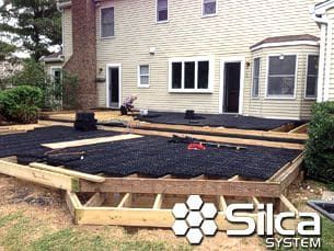 Silca System | Transforming Wood Decks To Stone DecksSilca System U2013 Wood To Stone  Decking