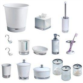 Bathroom Accessories By Interdesign