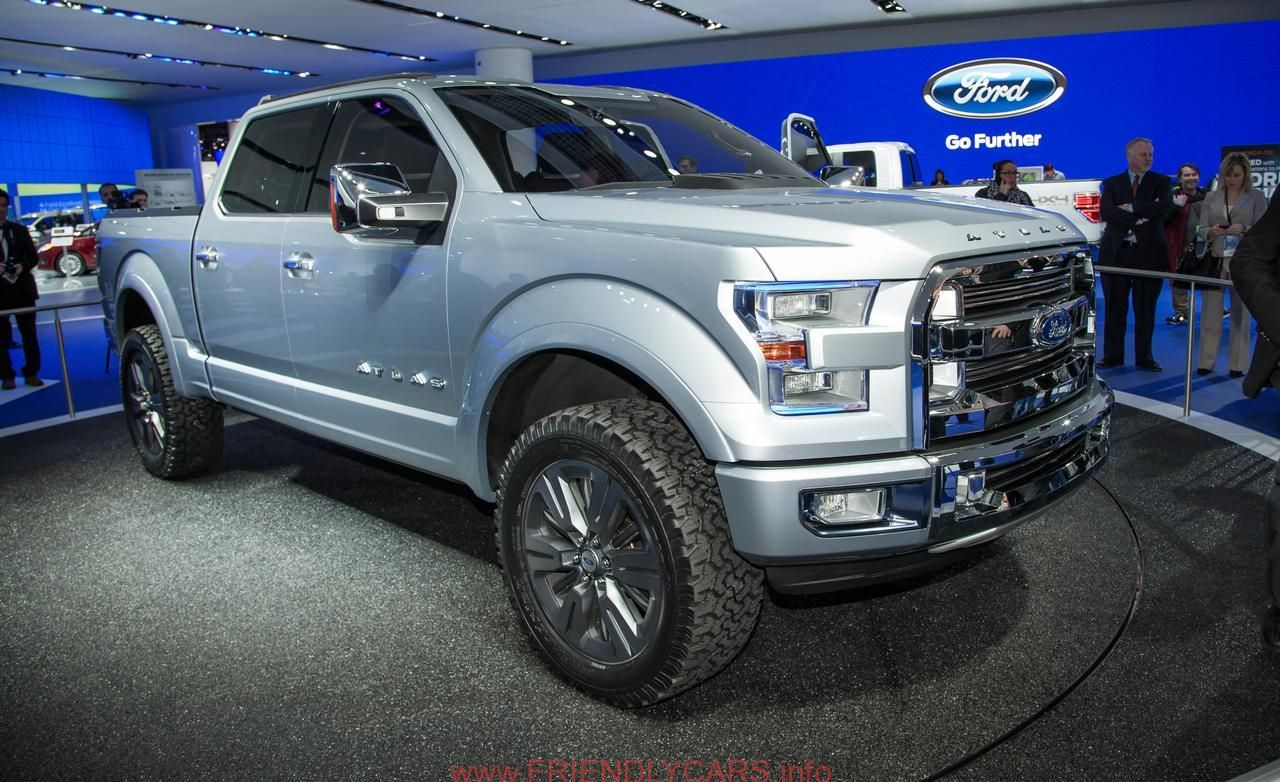 Awesome 2015 ford f 150 interior car images hd ford atlas concept photos and info news