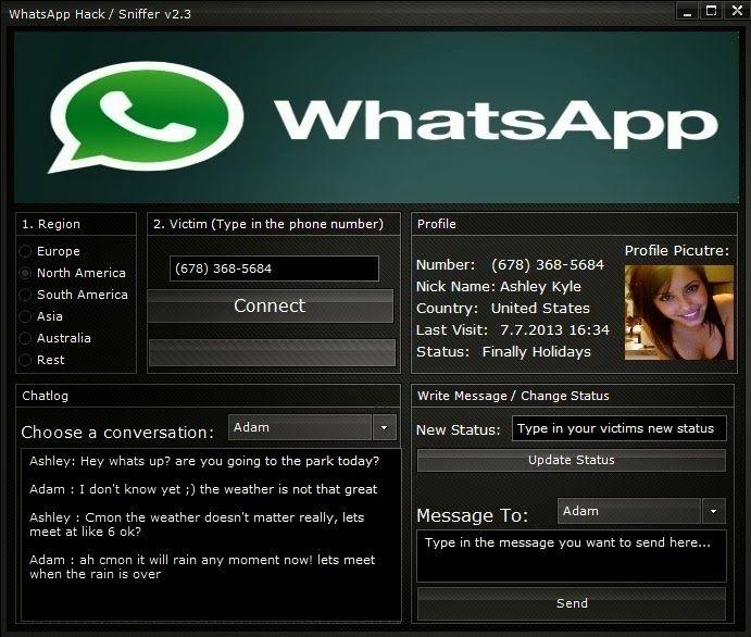 Whatsapp sniffer app download kostenlos