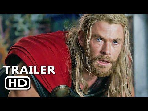 THOR 3 RAGNAROK NEW Official Trailer (2017) Marvel Superhero Movie ...