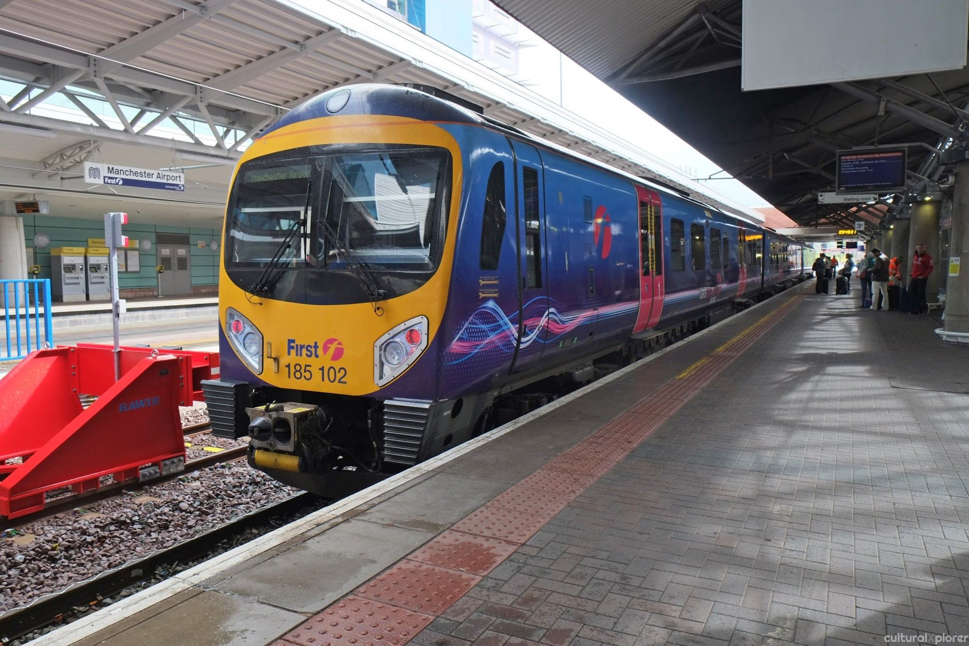 404bdc39bac6dbf809a9445b790644bd - How To Get From Manchester Train Station To Airport
