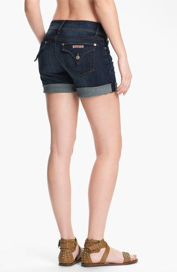 2d2a03041a Hudson Jeans 'Croxley' Cuff Denim Shorts in Iconic wash   My Closet