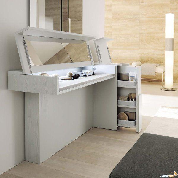 Toeletta Moderna Da Camera.Mobili Toeletta Prestige Bathroom Ideas Nel 2019 Tavoli
