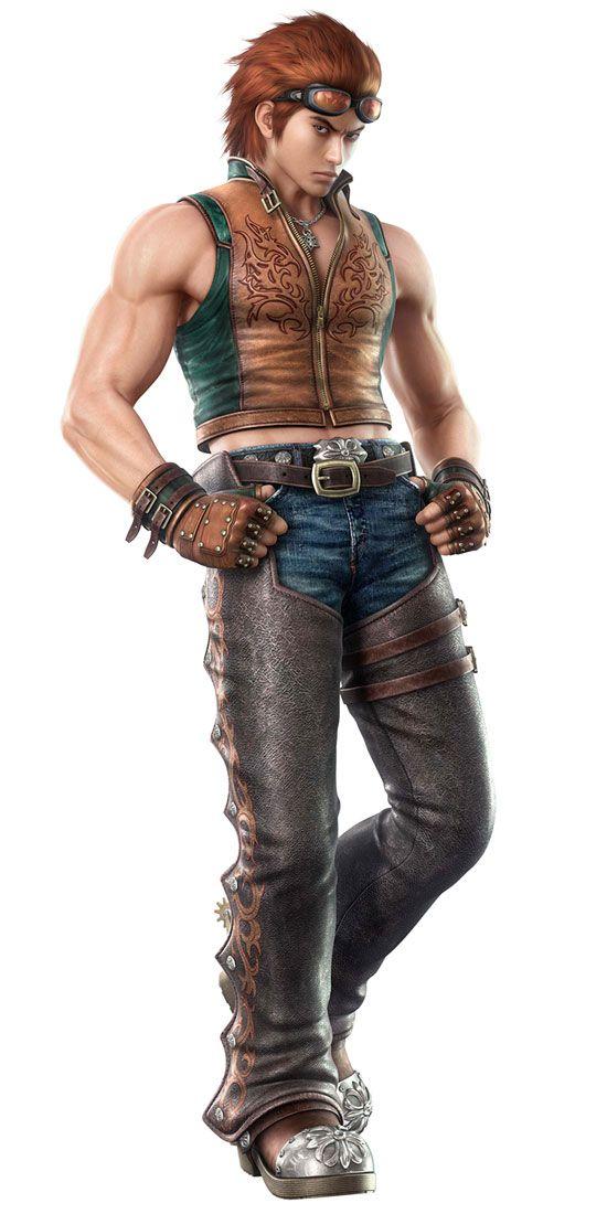 Hwoarang - Tekken 6: Bloodline Rebellion   Art References ...