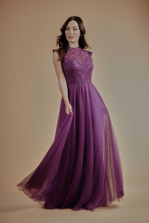 Abendmode Jasmine  Brautjungfern kleider, Abendkleid