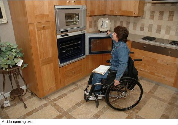 This Is An Example Of Universal Design Because As You Can See In The Picture It Provides