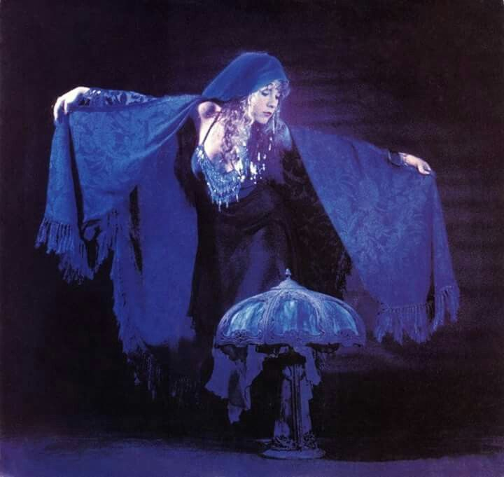 Stevie and her Blue Lamp | Stevie Nicks!!!! My Favorite Gyspy ...