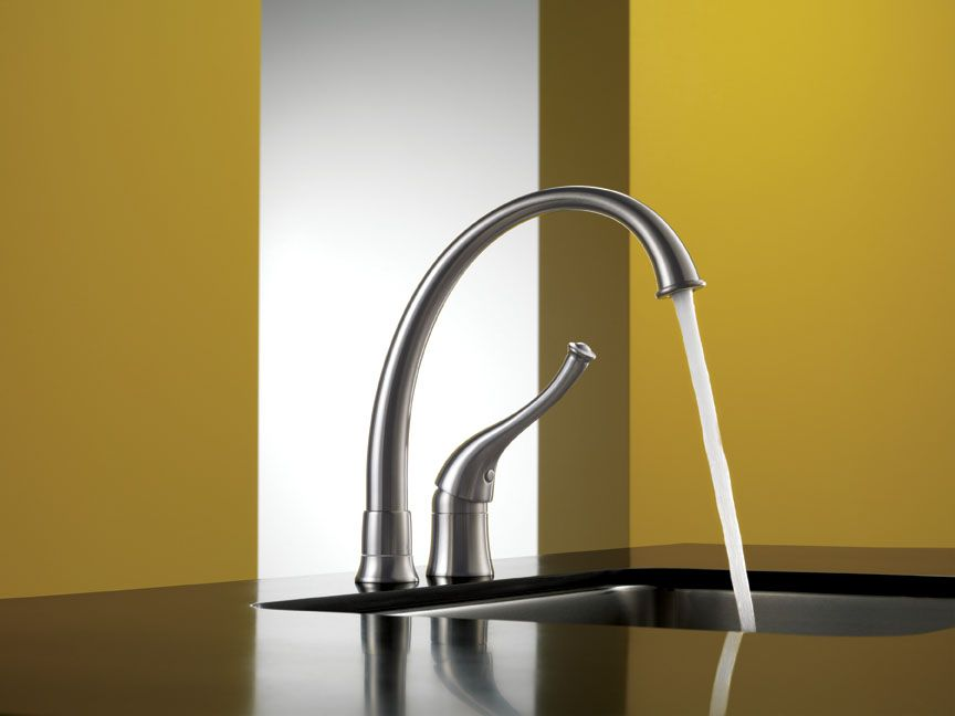 Awesome Brizo ProvCon Kitchen Faucet