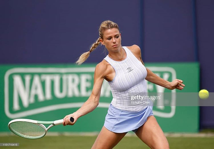 Camila Giorgi Fansはinstagramを利用しています Some Pictures Taken Yesterday Getty Images In 2020 Tennis Players Female Camila Giorgi Ladies Tennis