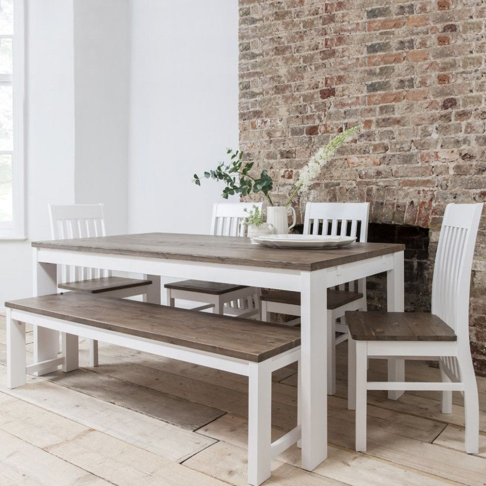 27+ Pine dining table and bench set Various Types