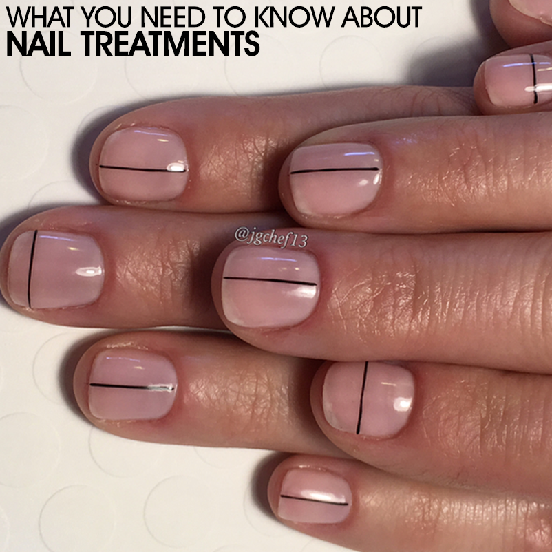 What You Need To Know About Nail Treatments | Peeling nails