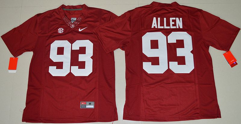 number 6 alabama jersey