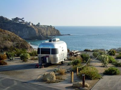 10 Best Waterfront Rv Campgrounds Camping Places Camping Locations Crystal Cove State Park