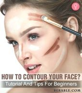 Photo of How To Contour Your Face? Tutorial And Tips For Beginners #BeautyProductsThatRea