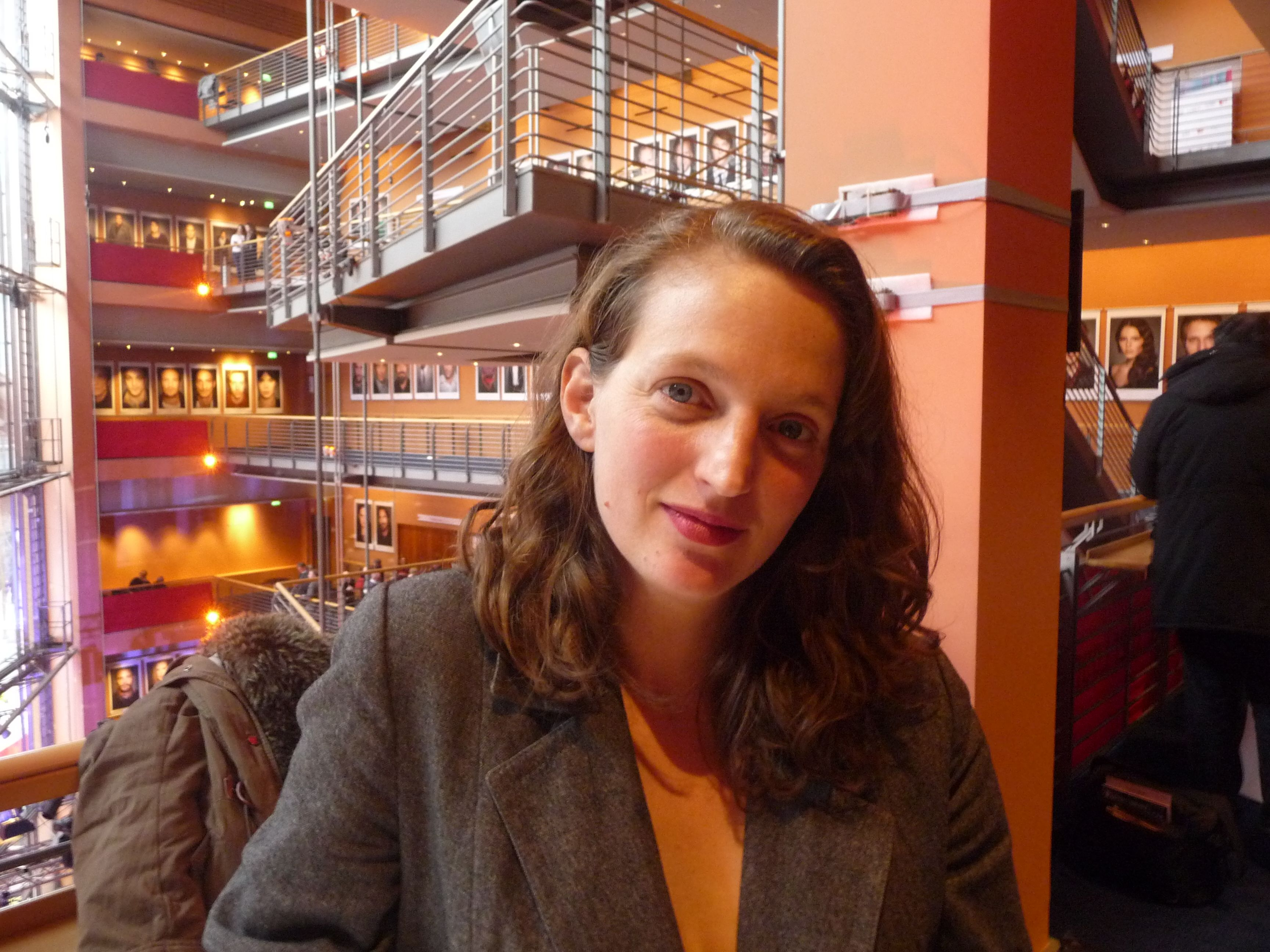 We got to spend time with the lovely director of the outstanding feature film 'Petting Zoo,' Micha Magee at this year's #Berlinale2015