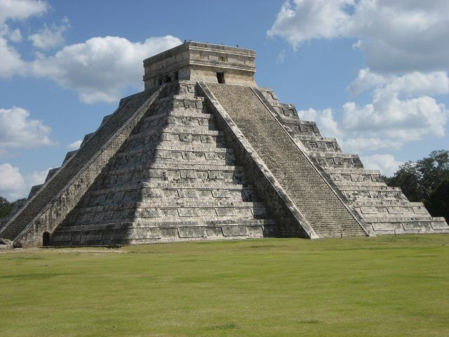 How To Make A Mayan Temple Model - Family Makes