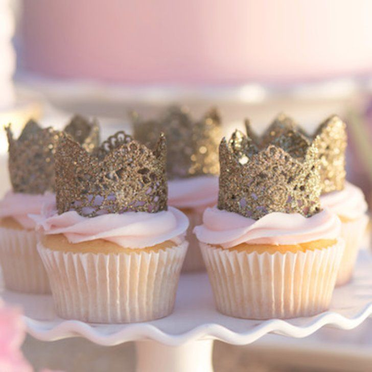 Every 1 Year Old Deserves A Vintage Glam Princess Birthday Party Like This