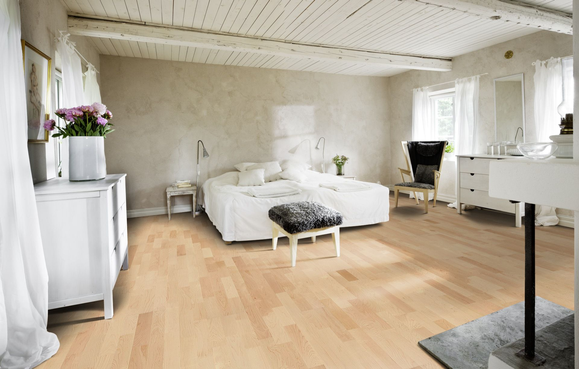 Hard Maple Toronto Best engineered wood flooring