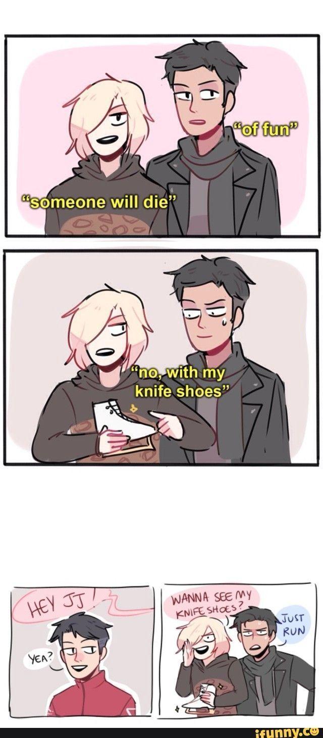 Memes {continuing} - Yuri!!! On ice
