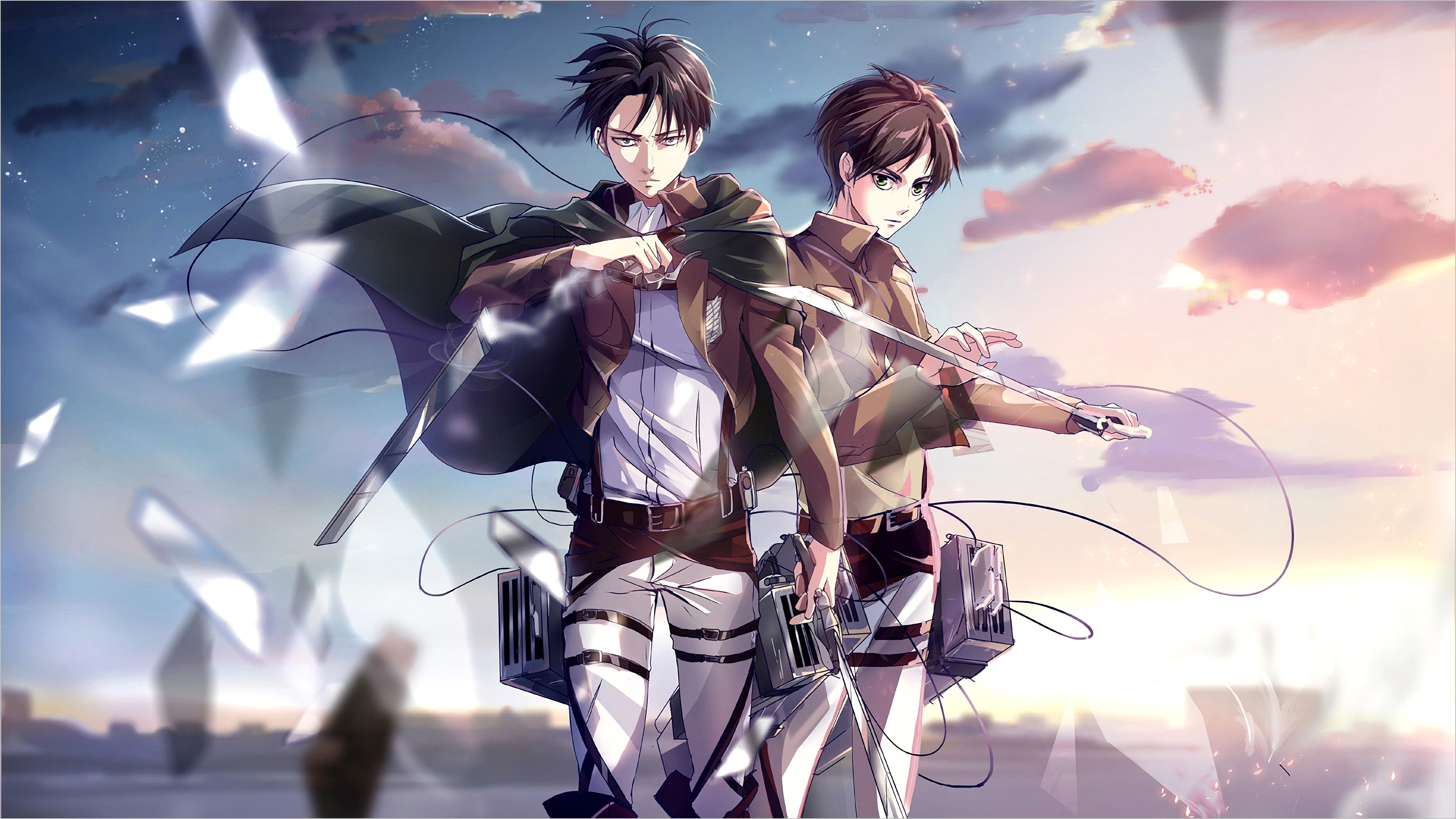 Attack On Titan 4k Wallpaper 1920 215 1080 In 2020 Attack On Titan Art Attack On Titan Levi Attack On Titan Anime