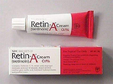1. Retinoid Cream