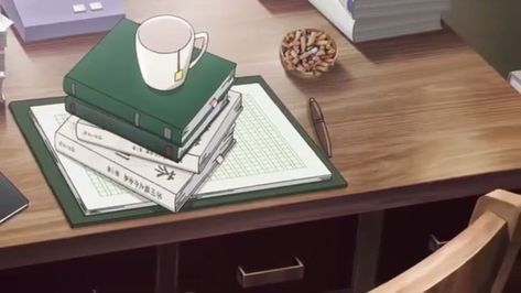 Hd wallpapers and background images. havent left my desk   Anime scenery, Aesthetic anime