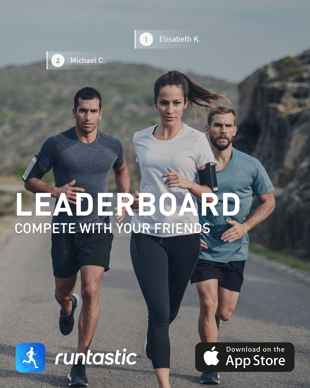 Running Jogging App Track Your Running Fitness Activities With Runtastic