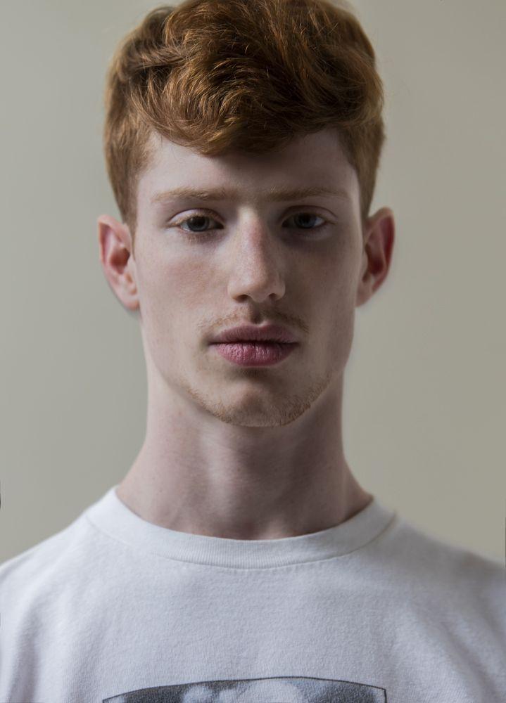 Kevin Thompson @BMG Models | Male Models | Hot ginger men